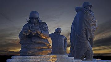 The Highground Veterans Memorial